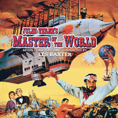 Master of the World soundtrack