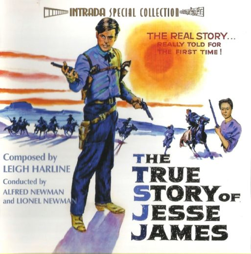 The True Story of Jesse James CD