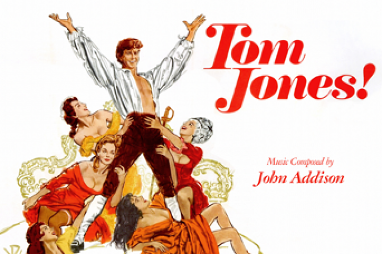 Tom Jones soundtrack