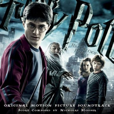 Harry Potter and the Half-Blood Prince CD