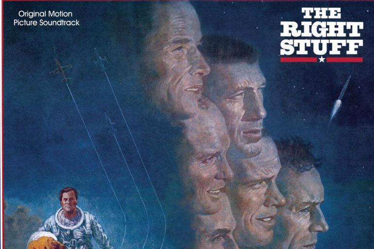 The Right Stuff soundtrack