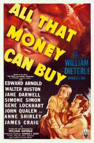 All That Money Can Buy poster