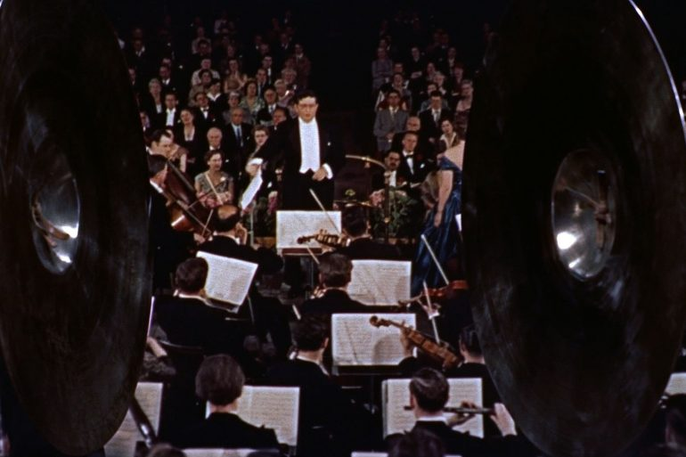 Bernard Herrmann in The Man Who Knew Too Much