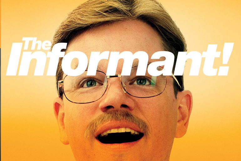 The Informant soundtrack