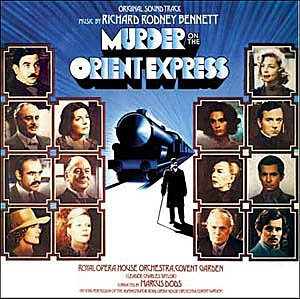 Murder on the Orient Express soundtrack