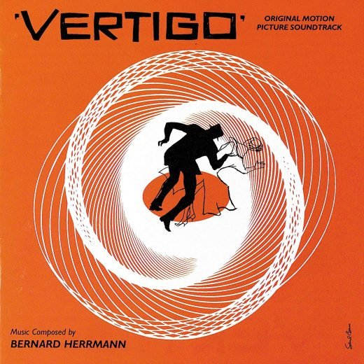 Vertigo soundtrack