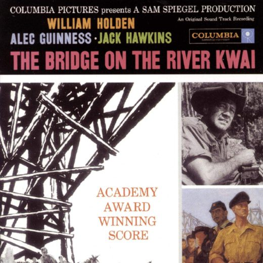 The Bridge on the River Kwai soundtrack