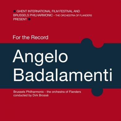 For the Record - Angelo Badalamenti