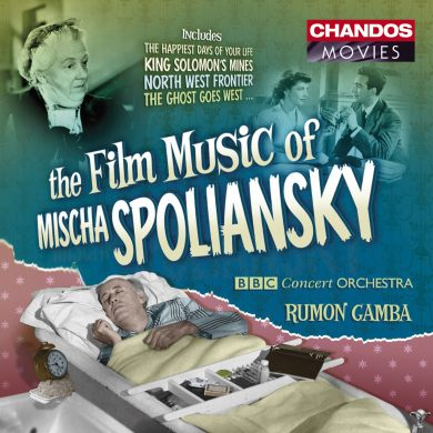 The Film Music of Mischa Spoliansky