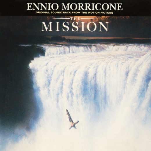 The Mission soundtrack