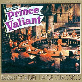 Prince Valiant soundtrack
