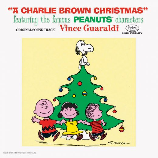 A Charlie Brown Christmas soundtrack