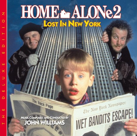 Home Alone 2: Lost In New York soundtrack