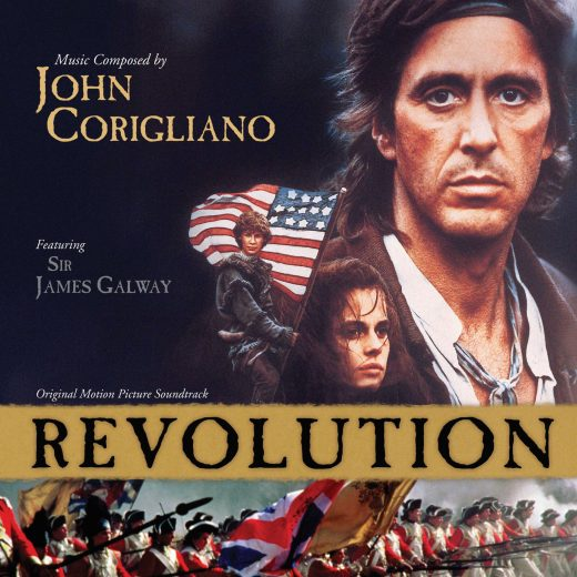 Revolution soundtrack