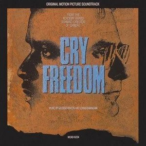 Cry Freedom soundtrack
