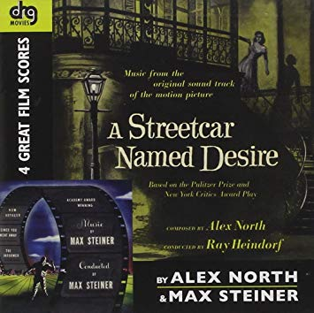 A Streetcar Named Desire soundtrack