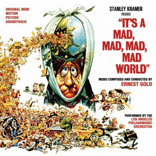 It's a Mad, Mad, Mad World soundtrack