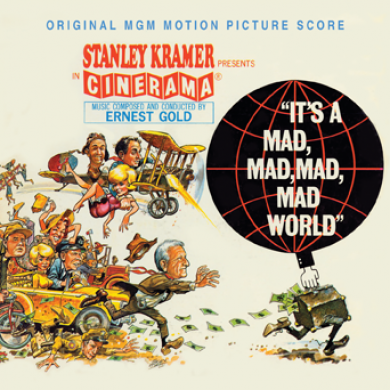 It's a Mad, Mad, Mad, Mad World CD