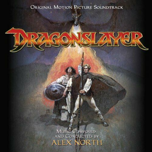 Dragonslayer soundtrack