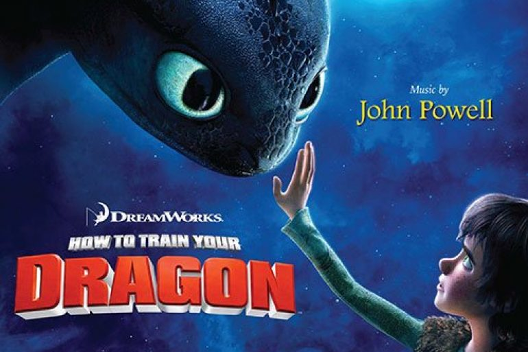 How To Train Your Dragon soundtrack