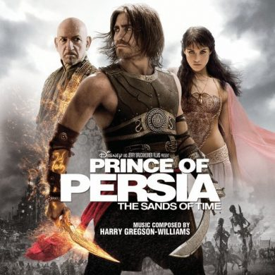 Prince of Persia - The Sands of Time soundtrack