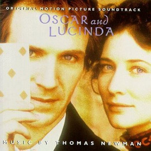 Oscar and Lucinda soundtrack