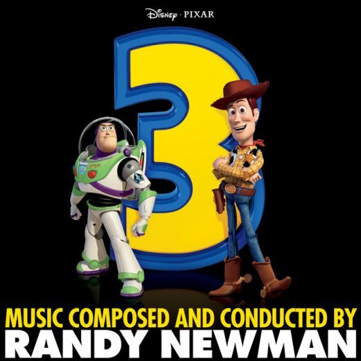 Toy Story 3 soundtrack