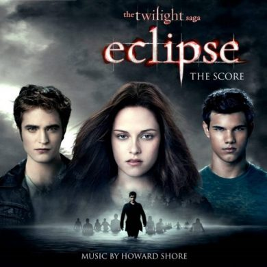 Twilight Eclipse soundtrack