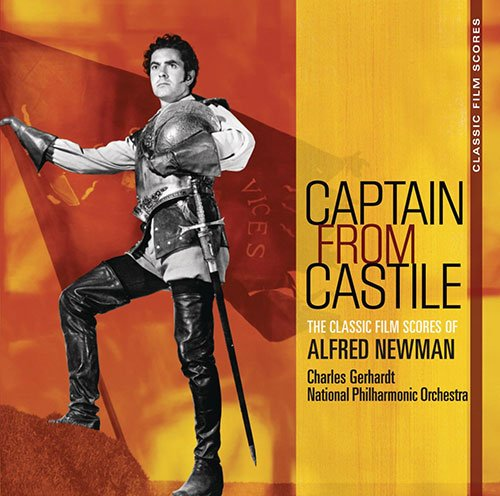 Captain From Castile Gerhardt CD