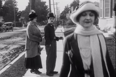 Chaplin in Pay Day