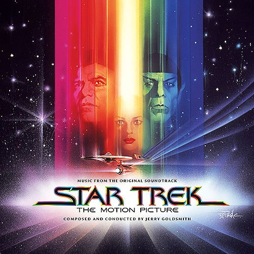 Star Trek The Motion Picture soundtrack