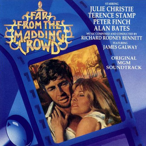 Far From the Madding Crowd soundtrack