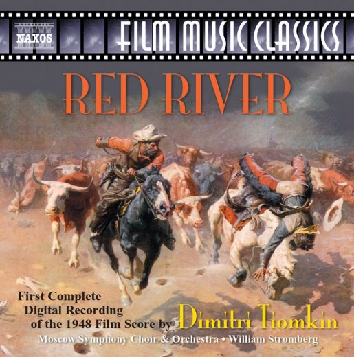 Red River soundtrack