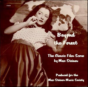 Beyond the Forest soundtrack