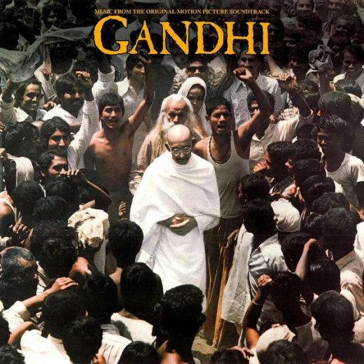 Gandhi soundtrack