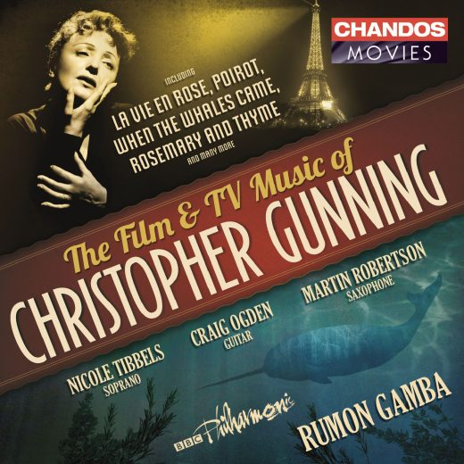 The Film & TV Music of Christopher Gunning