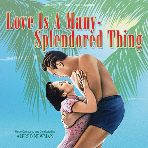 Love Is a Many-Splendored Thing soundtrack