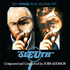 Sleuth soundtrack