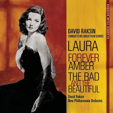 David Raksin Conducts CD
