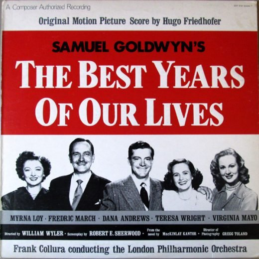 The Best Years of Our Lives soundtrack
