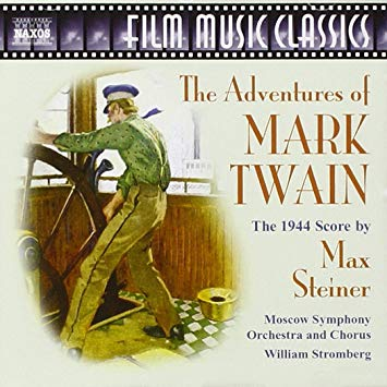 The Adventures of Mark Twain soundtrack