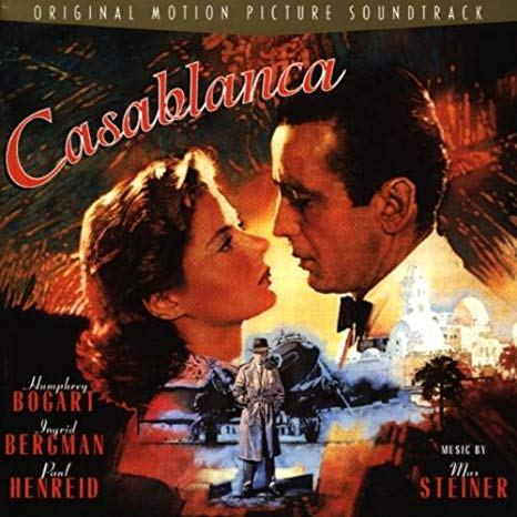 Casablanca soundtrack