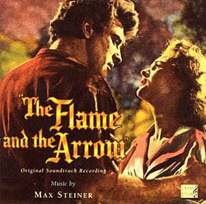 The Flame and the Arrow soundtrack
