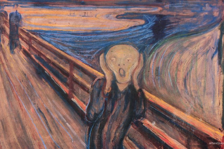 What constitutes a masterpiece? Edvard Munch -Scream
