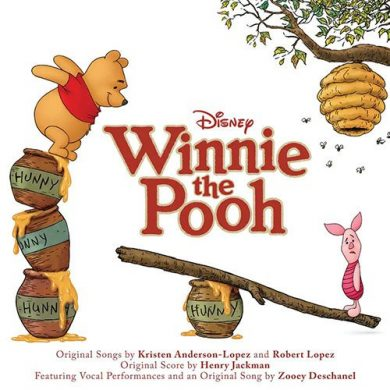 Winnie the Pooh soundtrack