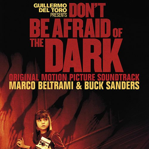 Don't Be Afraid of the Dark CD