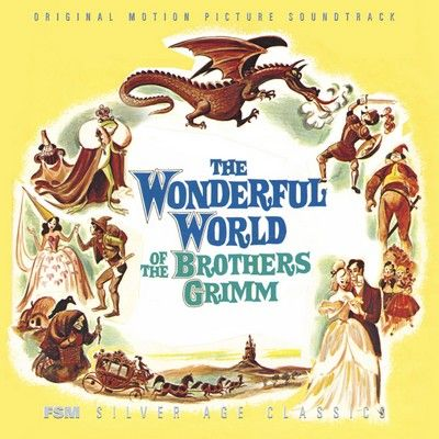 The Wonderful World of the Brothers Grimm soundtrack