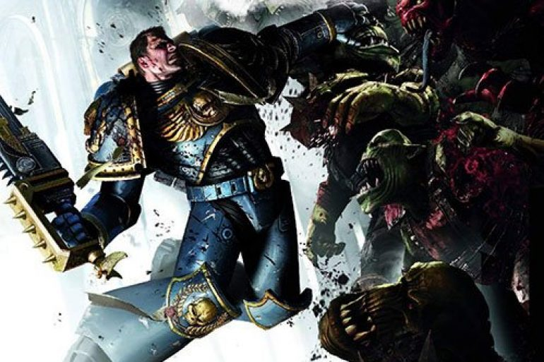 Warhammer 40,000: Space Marine CD