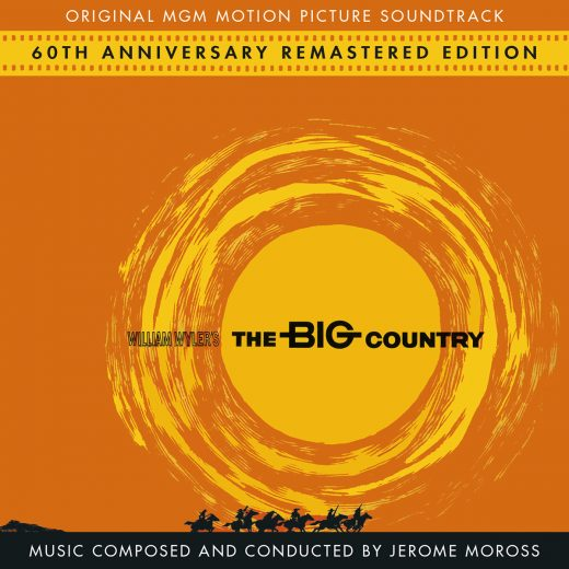 The Big Country soundtrack