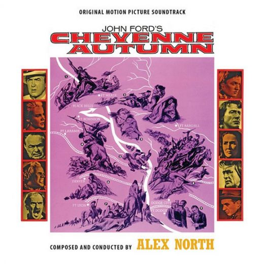 Cheyenne Autumn soundtrack